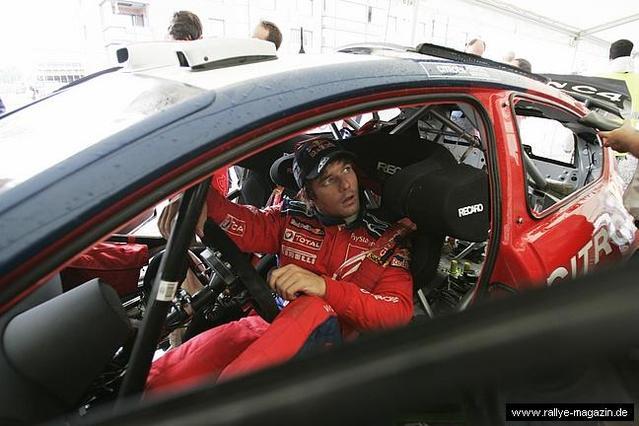 WRC Finlande Jour 2 :  Loeb l'infranchissable