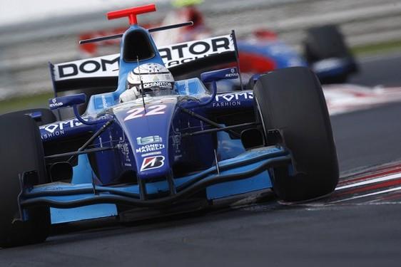 GP2 Budapest Course 1 : Di Grassi impressionne, Grosjean cafouille