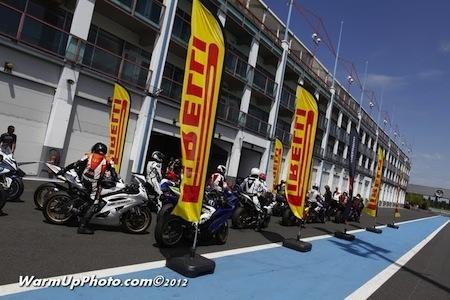 Les Pirelli Days fêtent leurs 10 ans: toutes les infos sur les roulages 2013