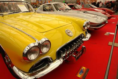 Avignon Motor Festival: ambiance, raretés, panorama