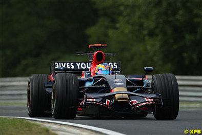 Formule 1 - Hongrie: Bourdais pénalisé de cinq places
