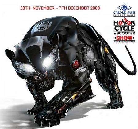 Salon de Birmingham : Du 28 Novembre au 7 Décembre 2008