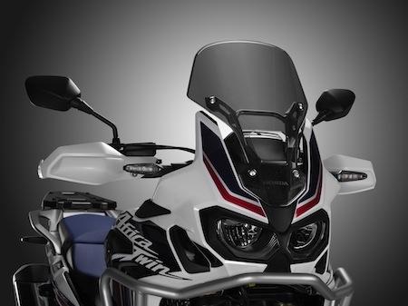 Honda Africa Twin 2016: package aventure