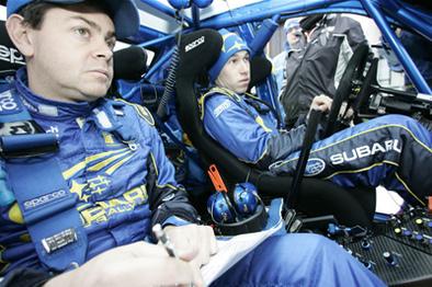 WRC: MacNeall quitte Atkinson