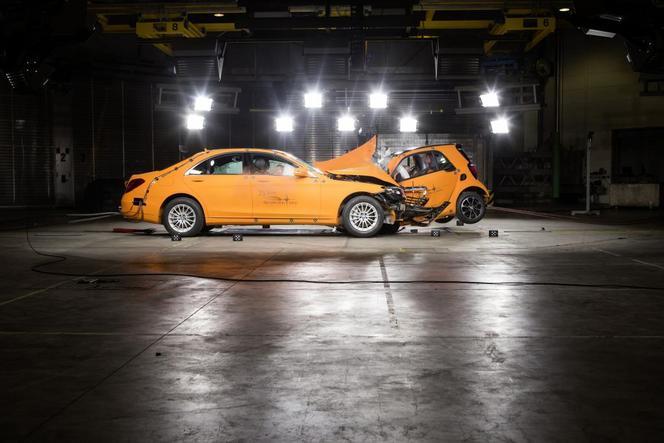 Vidéo : la Smart fortwo à l'épreuve du crash test