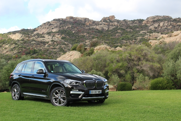 le bmw x3 arrive en concession peut tre un peu trop timide. Black Bedroom Furniture Sets. Home Design Ideas