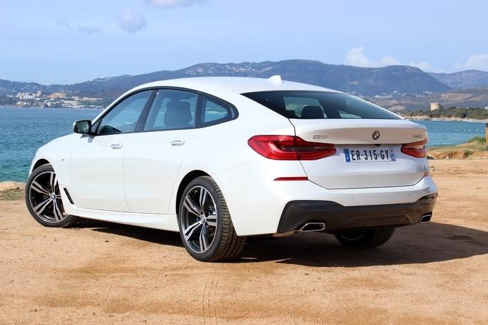 La BMW Série 6 Gran Turismo arrive en concession: le chiffre qui change tout ?