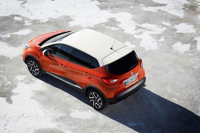 Le Renault Captur entre dans le Top 10 européen