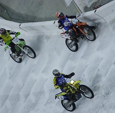 Andros Pilot Bike: Etoile des neiges