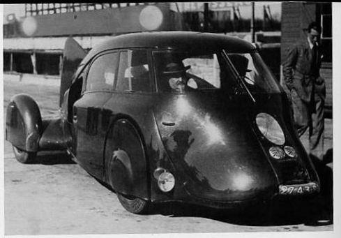 Design : Citroën 2 CV par David Portela