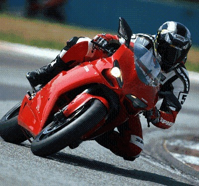 Ducati 1 098: Elue la plus belle de Milan