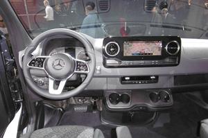 Mercedes Sprinter (2018): toutes les informations, toutes les photos
