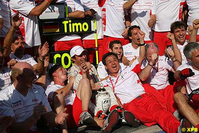 Formule 1 - Toyota: Glock a gagné sa place et Toyota en veut une de mieux