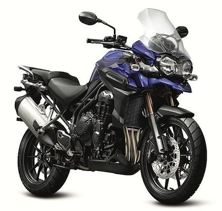 Triumph, nouveauté 2012: Tiger 1200 Explorer