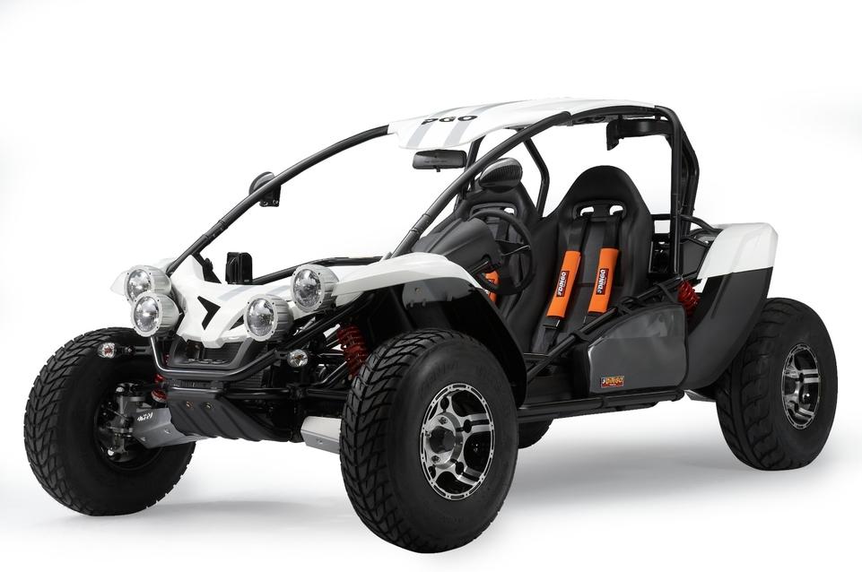 nouveaut 2009 pgo bug racer 500 cm3 spr rear limited. Black Bedroom Furniture Sets. Home Design Ideas