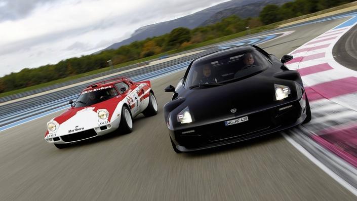 Salon de Genève 2018 : la Lancia Stratos fait son retour