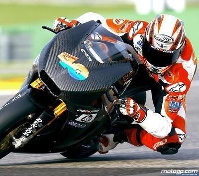 Moto GP: Les débutants vont prendre leur rab