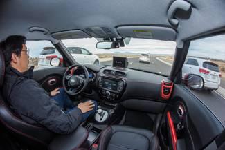 Kia lance Drive Wise, un label dédié à ses futures voitures autonomes