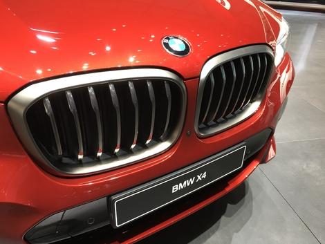 Le double haricot typique de BMW prend ici ses aises. Il devient ée, voire caricatural. Pour moi, c'est trop. Un peu plus de finesse ne ferait pas de mal. Ah le bon temps des Séries 3 E46 !