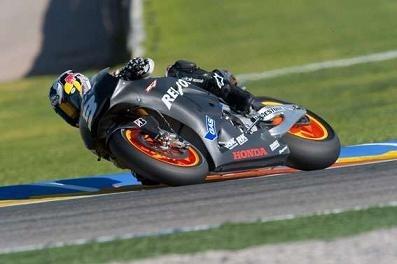 Moto GP - Honda: Pedrosa est déjà content de voir les 1 000cc arriver en Moto GP