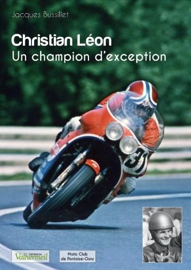 Livre: Christian Léon Un champion d'exception par Jacques Bussillet.