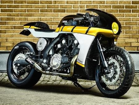 Yard Built: Yamaha V-Max by it roCkS!bikes