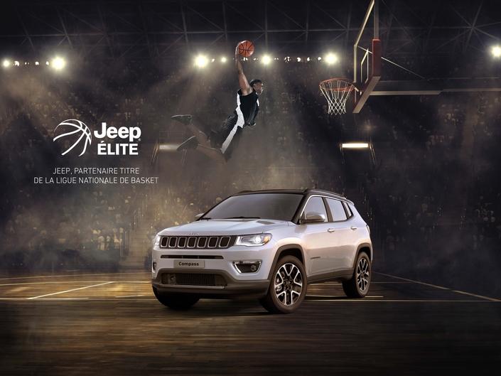 Jeep mise sur le basket en France, la Pro A devient la Jeep Elite