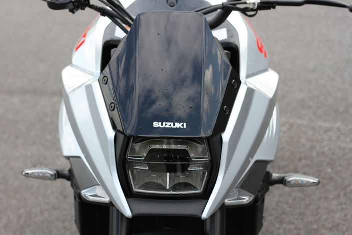 Essai Suzuki Katana