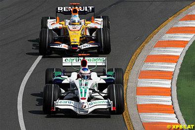 Formule 1 - Honda: La rumeur du recrutement d'Alonso s'amplifie
