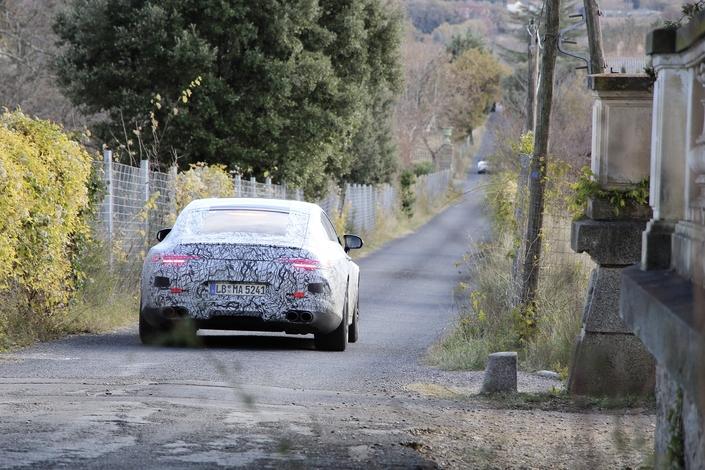 Salon de Genève 2018 : Mercedes AMG nous annonce la berline GT