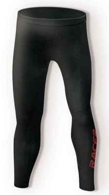 Protections contre l'hiver par Racer: sous-vêtements Exo Top et Exo Pant...