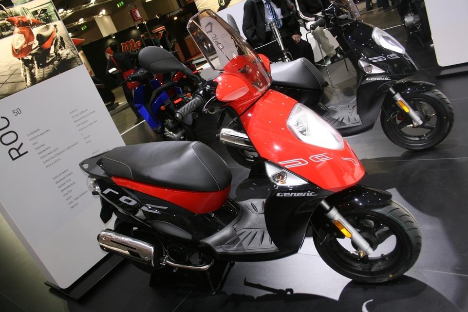 Nouveauté Scooter 2010 : Généric Roc 50 cm3