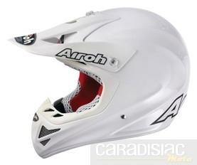 Pour le TT: le casque Airoh Stelt Easy.