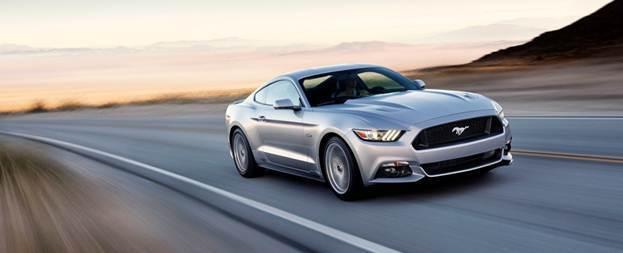Nouvelle Ford Mustang: les puissances définitives des versions US divulguées
