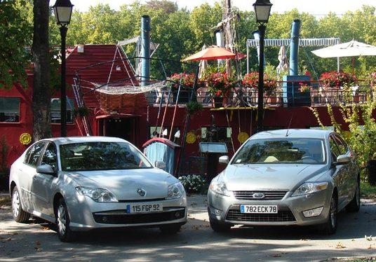 Renault Laguna 3 - Ford Mondeo 3 : Nouvelles générations prometteuses
