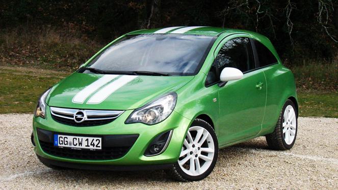 Essai - Opel Corsa restylée : un coup de Rimmel et c'est reparti