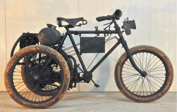 Vente Artcurial à Rétromobile: des motos au-delà des estimations.