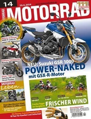 Nouveauté - Suzuki: la GSR1000 alimente la rumeur