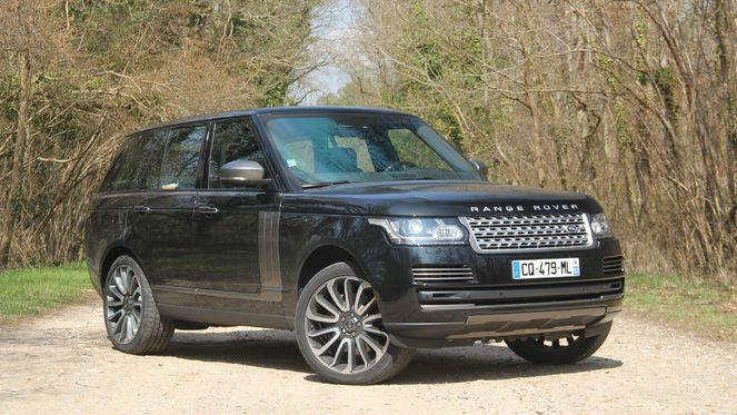 essai land rover range rover v8 supercharged faste and furious. Black Bedroom Furniture Sets. Home Design Ideas