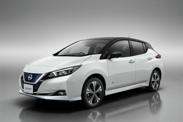 Nissan Leaf e +: Désormais 385km d'autonomie et l'équivalent de 215ch
