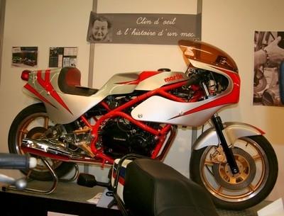 Le salon moto légende vient d'ouvrir ses portes