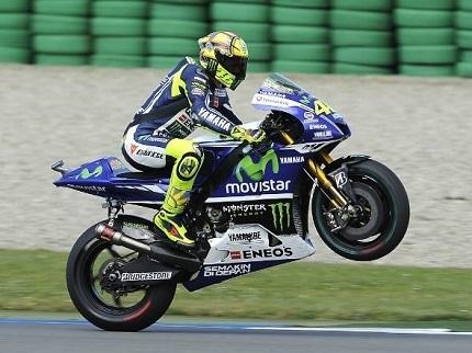 Moto GP - Yamaha: Valentino Rossi renouvelle pour deux ans