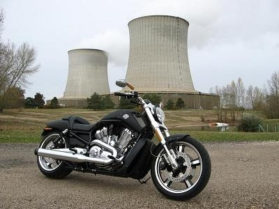 Essai Harley Davidson V Rod Muscle