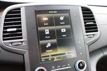 La tablette tactile 8,7 pouces est de série sur cette version Intens.