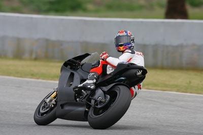 Moto GP Test Jerez Bilan: Ducati, le rouge et le noir