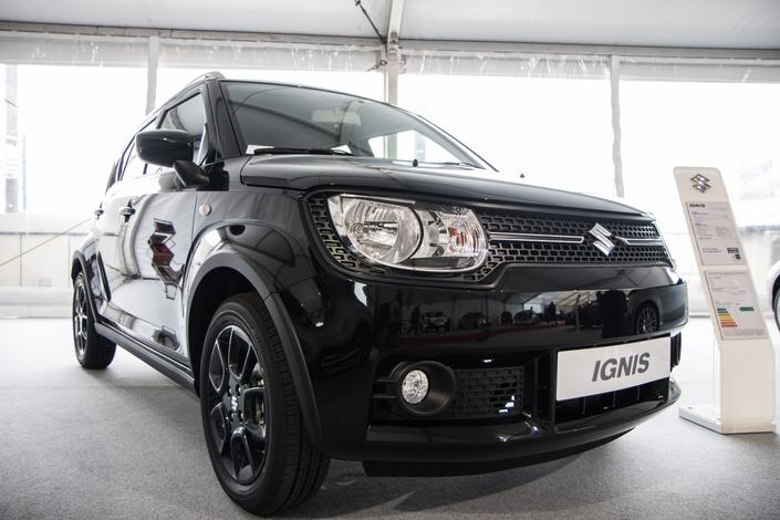 Suzuki : le succès des mécaniques simples et accessibles - Vidéo en direct du salon de Monaco 2018