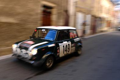 Monte Carlo Historique: des anglaises, des Volvo et quelques autres