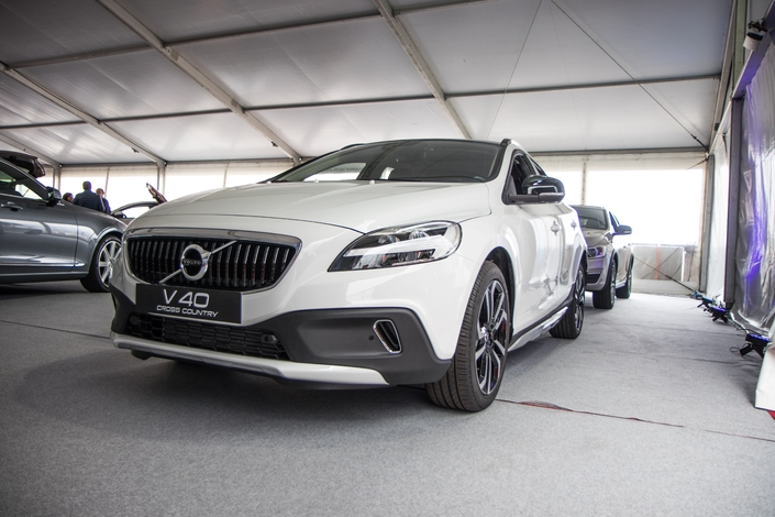 Volvo : invasion viking - Vidéo en direct du salon de Monaco 2018