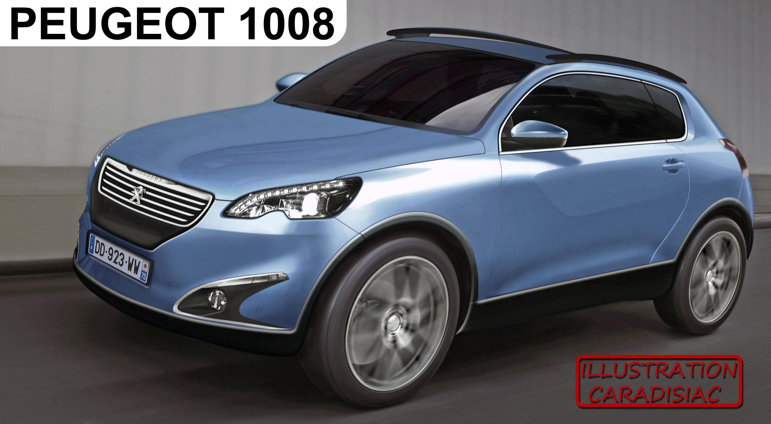 La nouvelle preuve par l'image ! - Page 6 S0-Peugeot-preparerait-un-mini-2008-327005