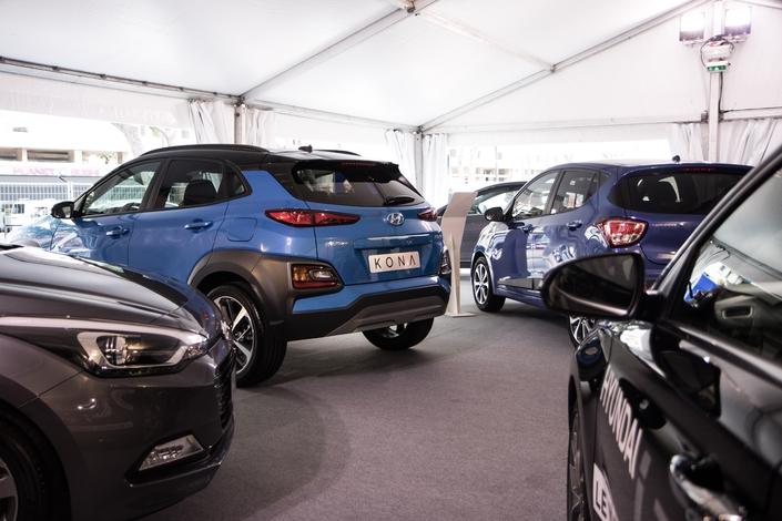 Kia et Hyundai : les Coréens qui montent - Vidéo en direct du salon de Monaco 2018